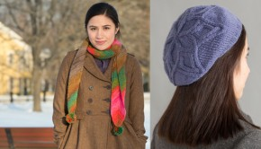 Free knitting patterns Classic Elite Yarns accessories - LoveKnitting blog