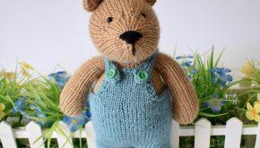 Teddy Bear by Amanda Berry