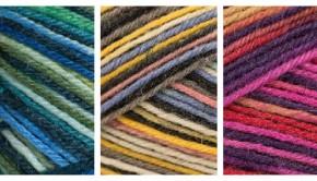 Sock club: Nasturtium Socks - LoveKnitting blog