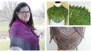 Gorgeous shawls for mother's day