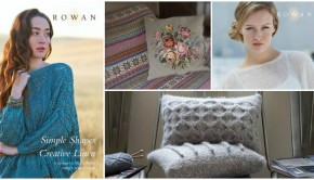 Designs from Marie Wallin - available to download at LoveKnitting!