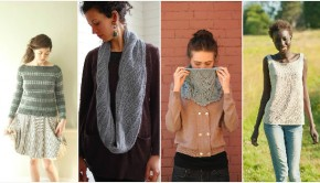 Knitwear designs by Bristol Ivy - available to download at LoveKnitting!