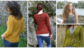 Knitting designs by Carol Feller - available to download at LoveKnitting!