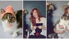 Indie designer of the week: Sara Thomas, author of Cats in Hats
