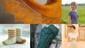Top 5 4 ply knitting patterns from the LoveKnitting Independent Designers!