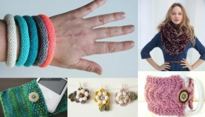 5 free quick and easy knits for Mother's Day