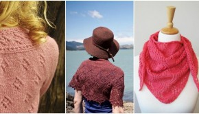 Top knitting patterns from designers who live down under - read more at LoveKnitting!