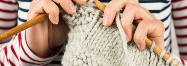 7 free patterns to knit for charity - read more at LoveKnitting