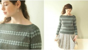 Linnae sweater knitting pattern by Bristol Ivy: download at LoveKnitting!