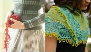 8 north american knit wear designers: read more at LoveKnitting!