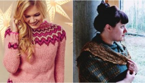 Karie Westermann and her 2016 knitwear picks on LoveKnitting